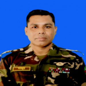 Lt Col Md Gholam Monzoor Siddique